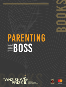 Parenting the boss book